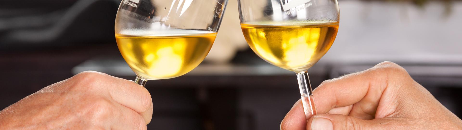 Wein und Essen in der Roemerburg